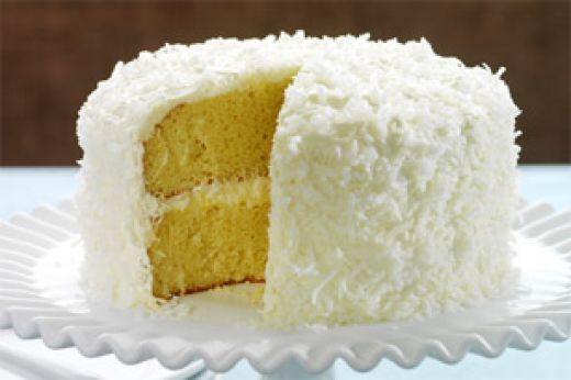 COCONUT CAKE RECIPE | Indian Food Recipes