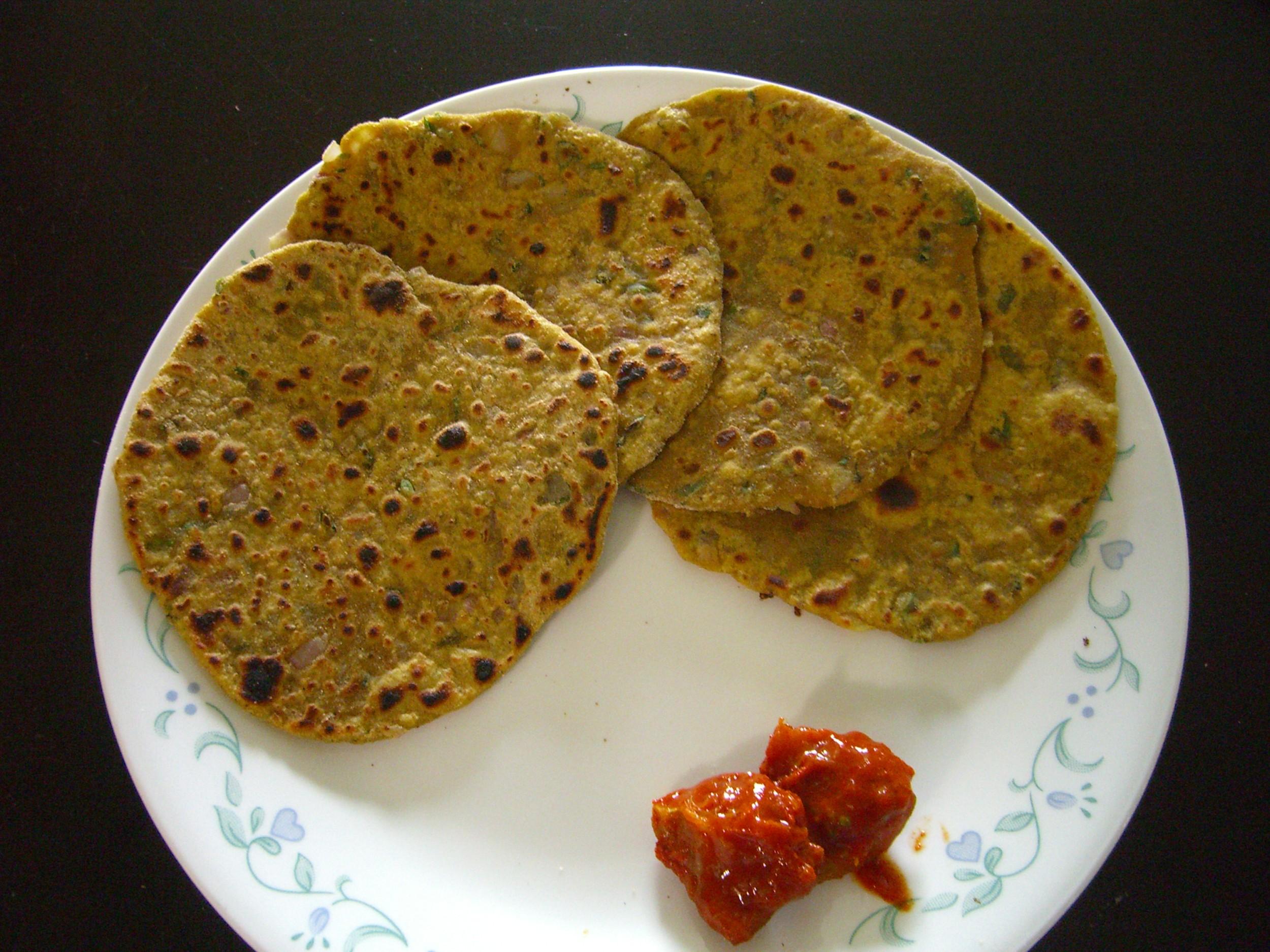 Missi Roti Recipe Indian Food Recipes