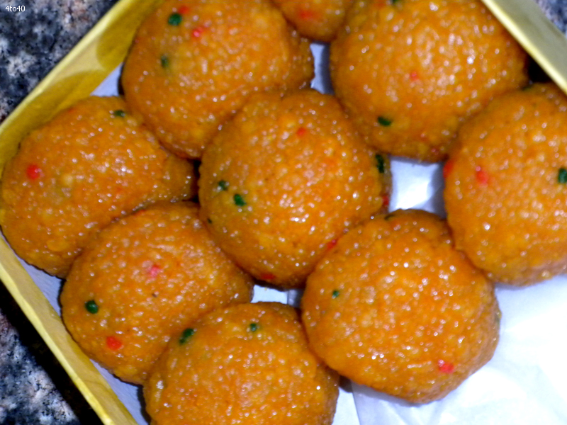 Boondi Ka Laddoo Recipe Indian Food Recipes